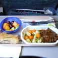 エア・カナダの機内食(2)